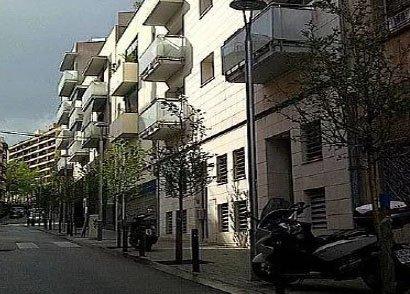 Project 10 flats in Espiell Street (Barcelona)