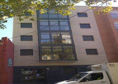 Project 10 flats in Fresser Street (Barcelona)